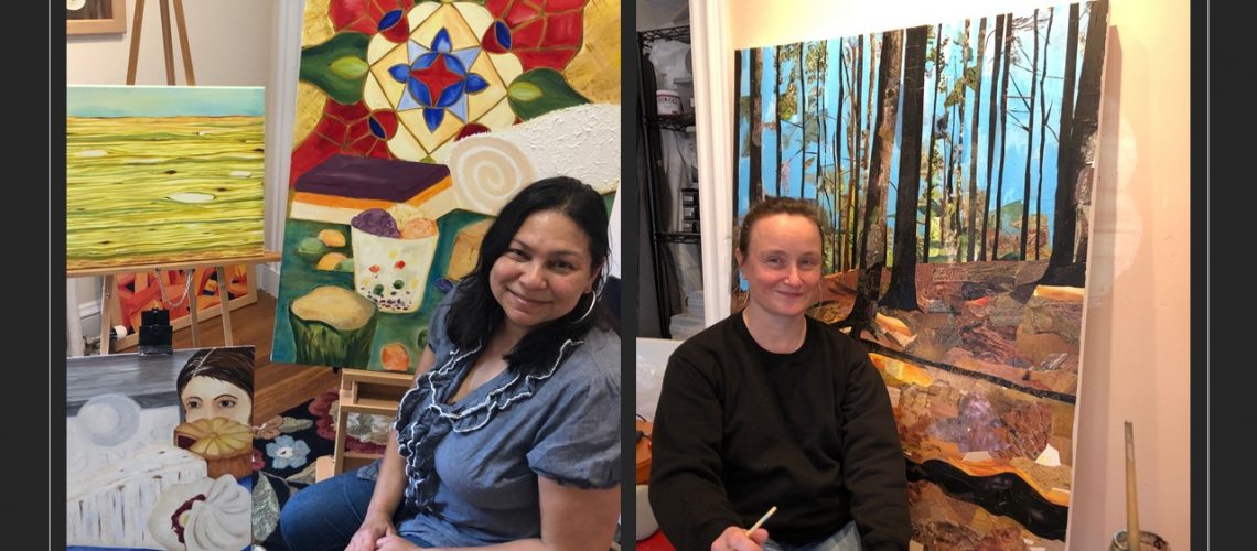 Flores-Mantilla and Lally, Foundation Trust Fellowship Recipients